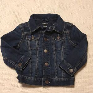 Baby gap boys jean jacket